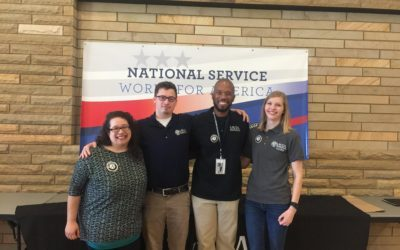AmeriCorps VISTA Members Celebrated at Mayor & County Recognition Day for National Service