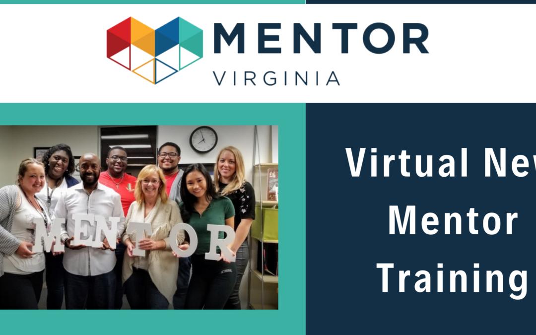 New Mentor Training