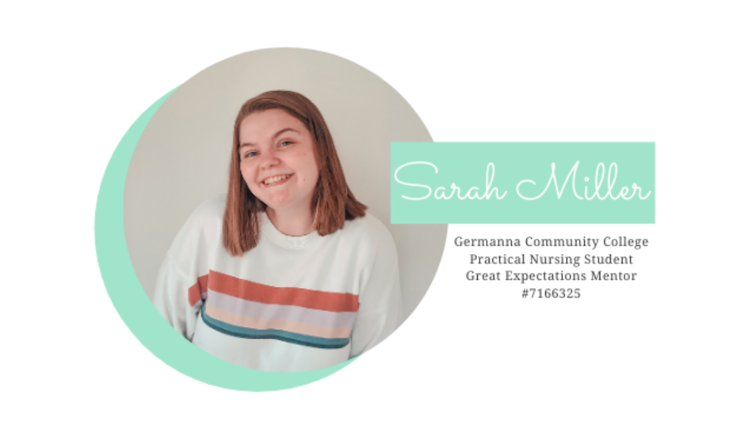 Youth Voice Feature: Sarah Miller on Mentoring and Being Mentored