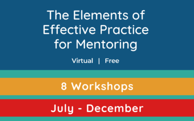 Free 8-Part EEP Workshop Series: Registration is Open!