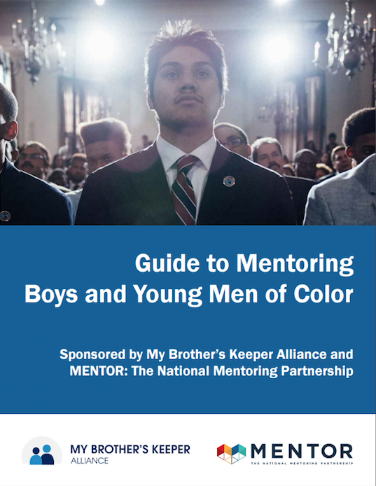 mentoring boys and young men of color