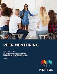 peer mentoring eep