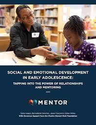 social emotional learning in mentoring