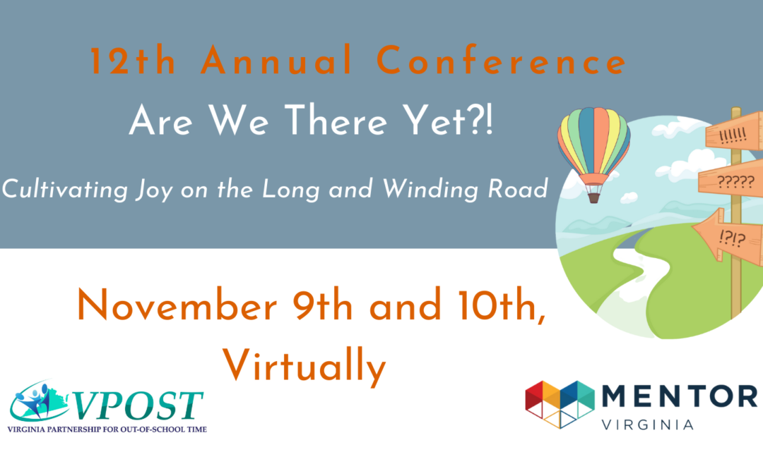 MENTOR Virginia and VPOST's 2021 Virtual Conference