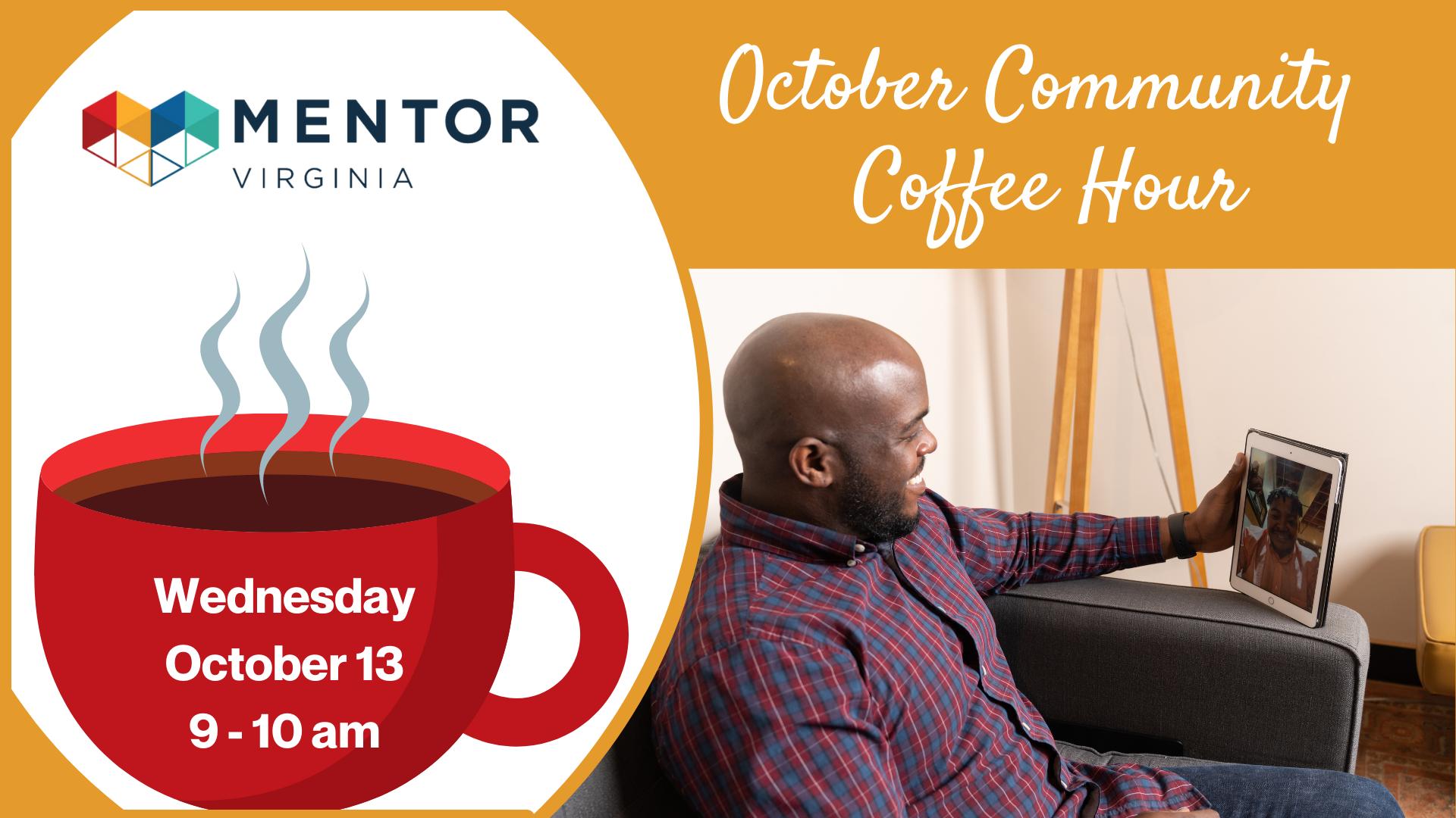October Community Coffee Hour