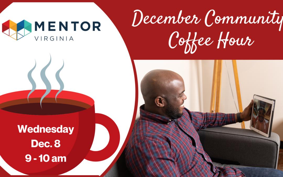 December Community Coffee Hour